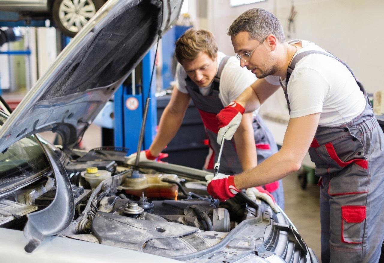 Kỹ thuật ô tô là một trong những ngành công nghiệp mũi nhọn của Nhật Bản